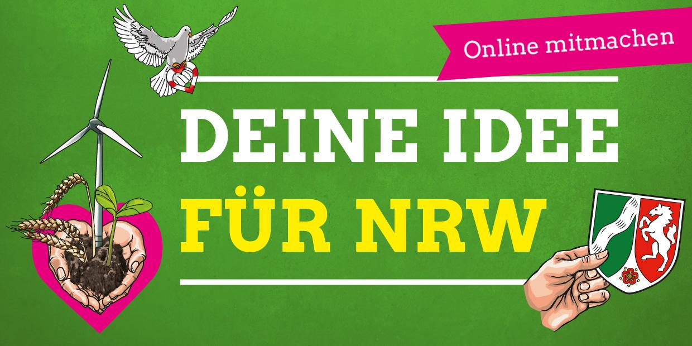 Deine Idee für NRW
