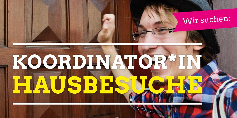Koordinator*in Hausbesuche