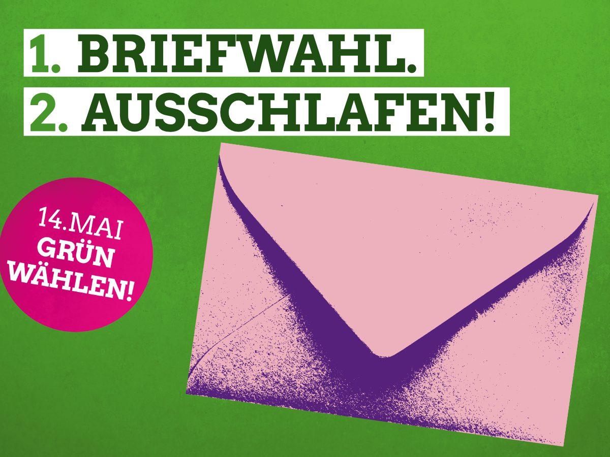 Briefwahl Zur Landtagswahl 2017