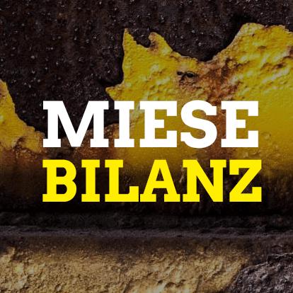 Schwarz-Gelb - eine miese Bilanz