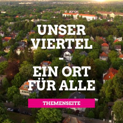 Eine Themenseite zum Thema Wohnen. Für Generationengerechtigkeit, sozialen Zusammenhalt und eine lebendige Nachbarschaft.