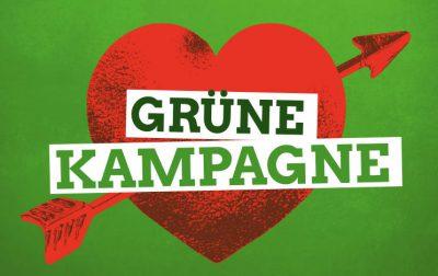 Grüne Kampagne