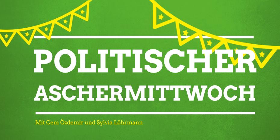 Politischer Aschermittwoch 2017