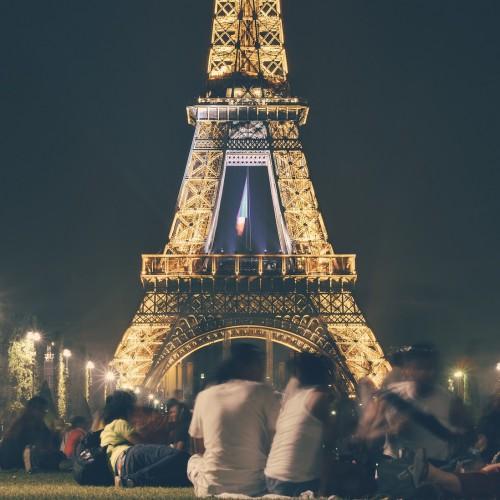 Paris Menschen