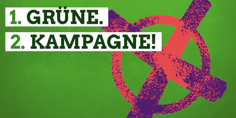 Die Grüne Kampagne zur Landtagswahl 2017