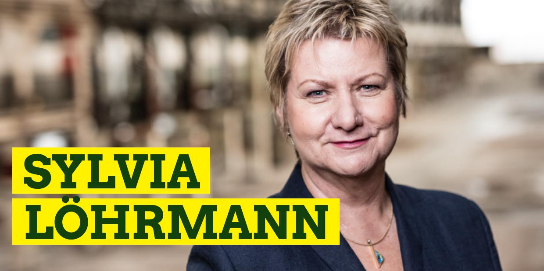 Spitzenkandidatin Sylvia Löhrmann