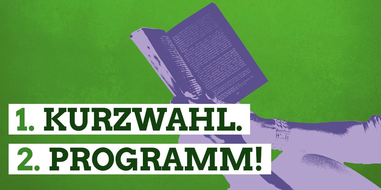 Das Grüne Programm für NRW