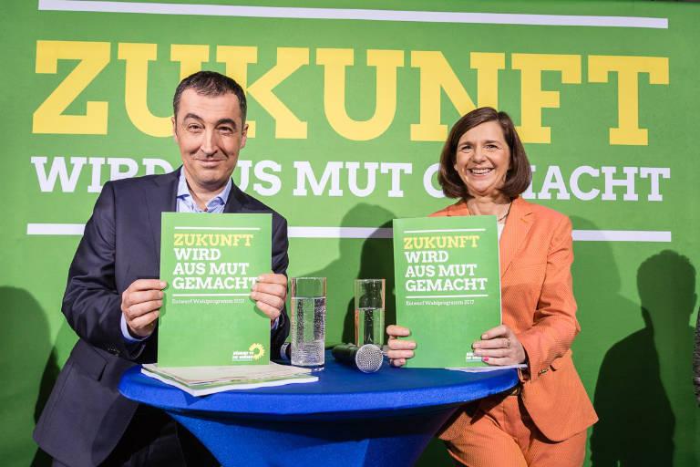 Das Grüne Wahlprogramm zur Bundestagswahl